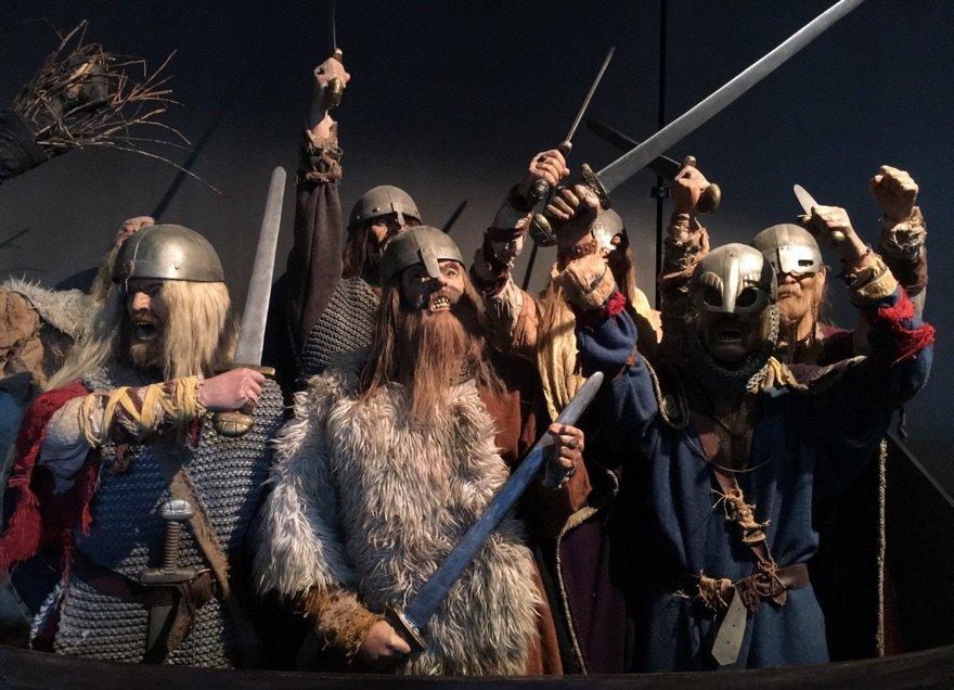 Vikinger og klær