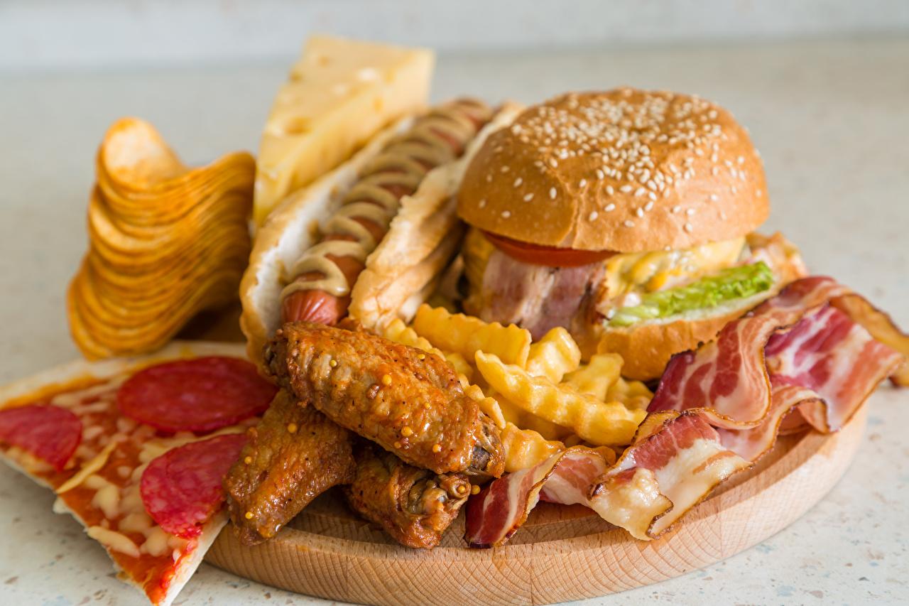 fast food fått et ufortjent dårlig rykte